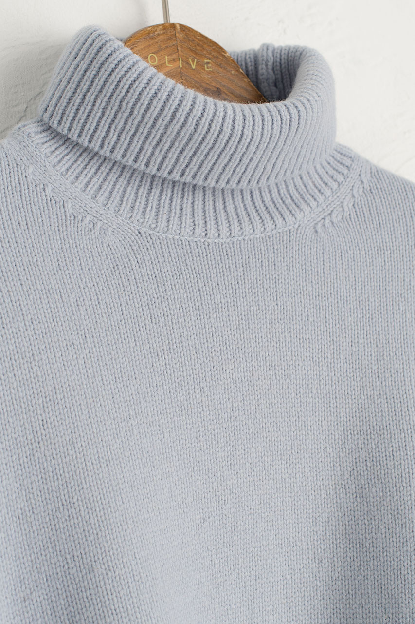 Jane Turtle Neck Jumper, L.Sky
