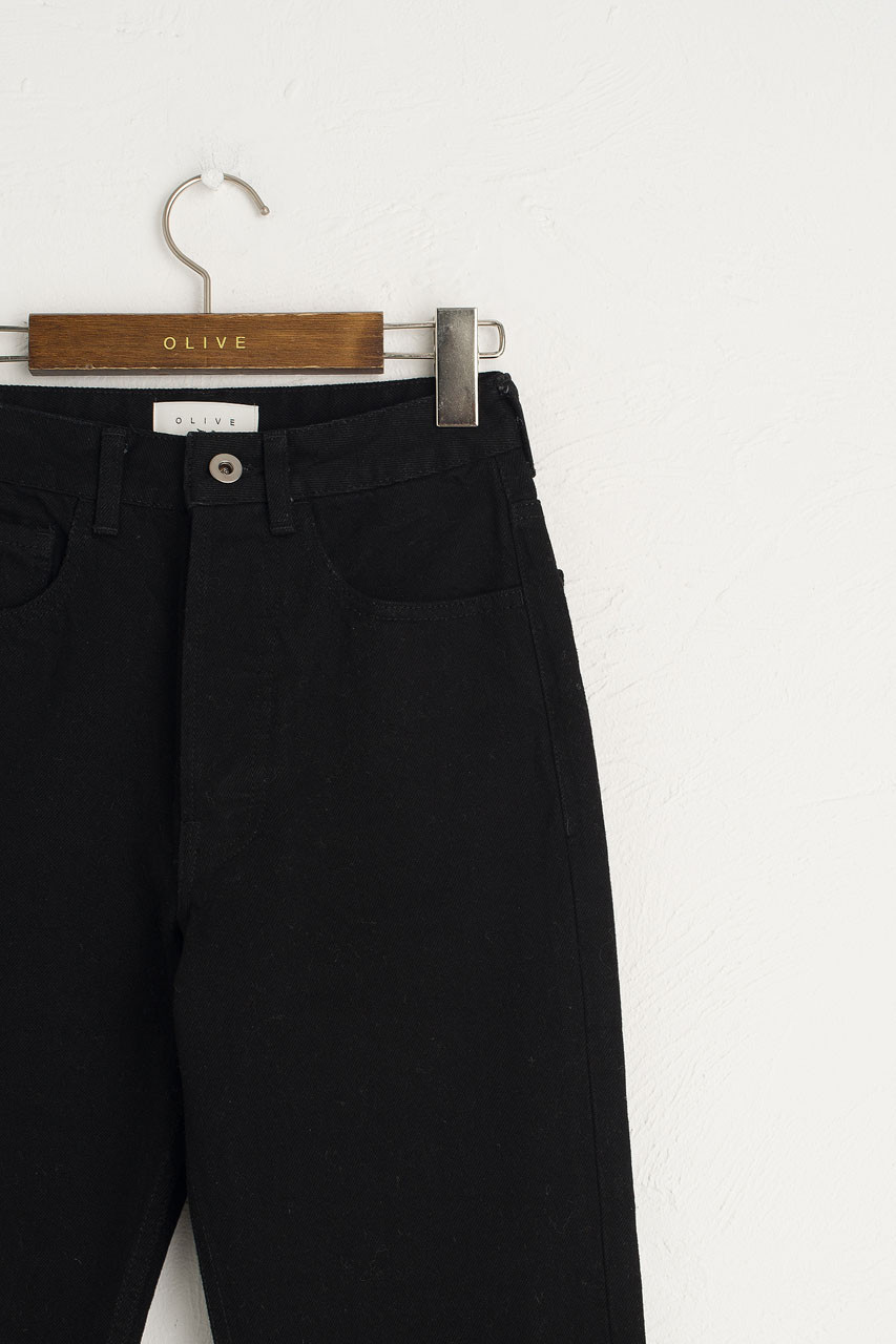 Bella Denim Jean, Black