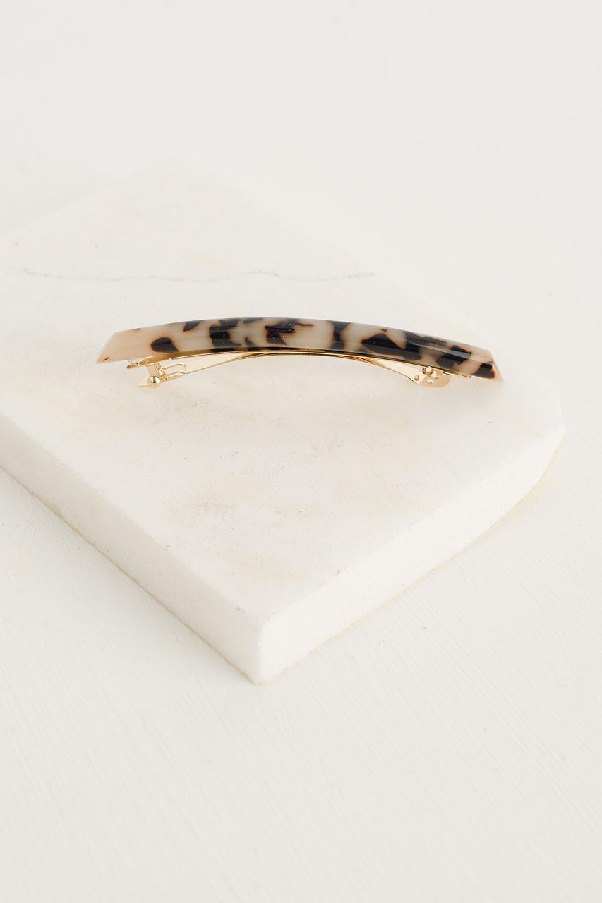 Marian Tortoise Slide, Ivory