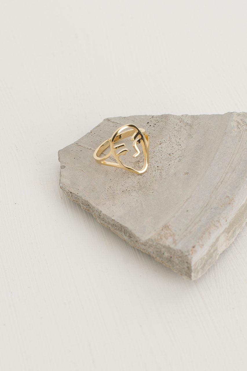 Emile Ring, Gold