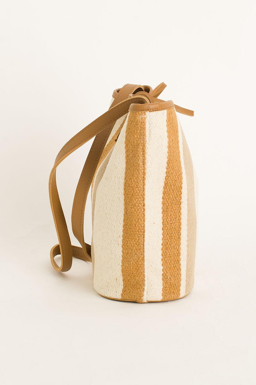 Bucket Bag, Stripe