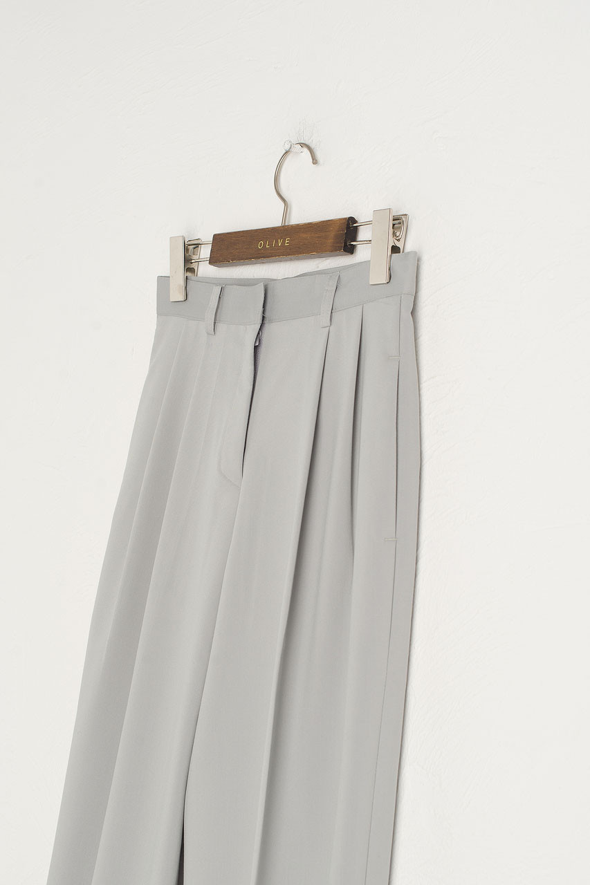 Jay Tailored Pants, Pale Blue