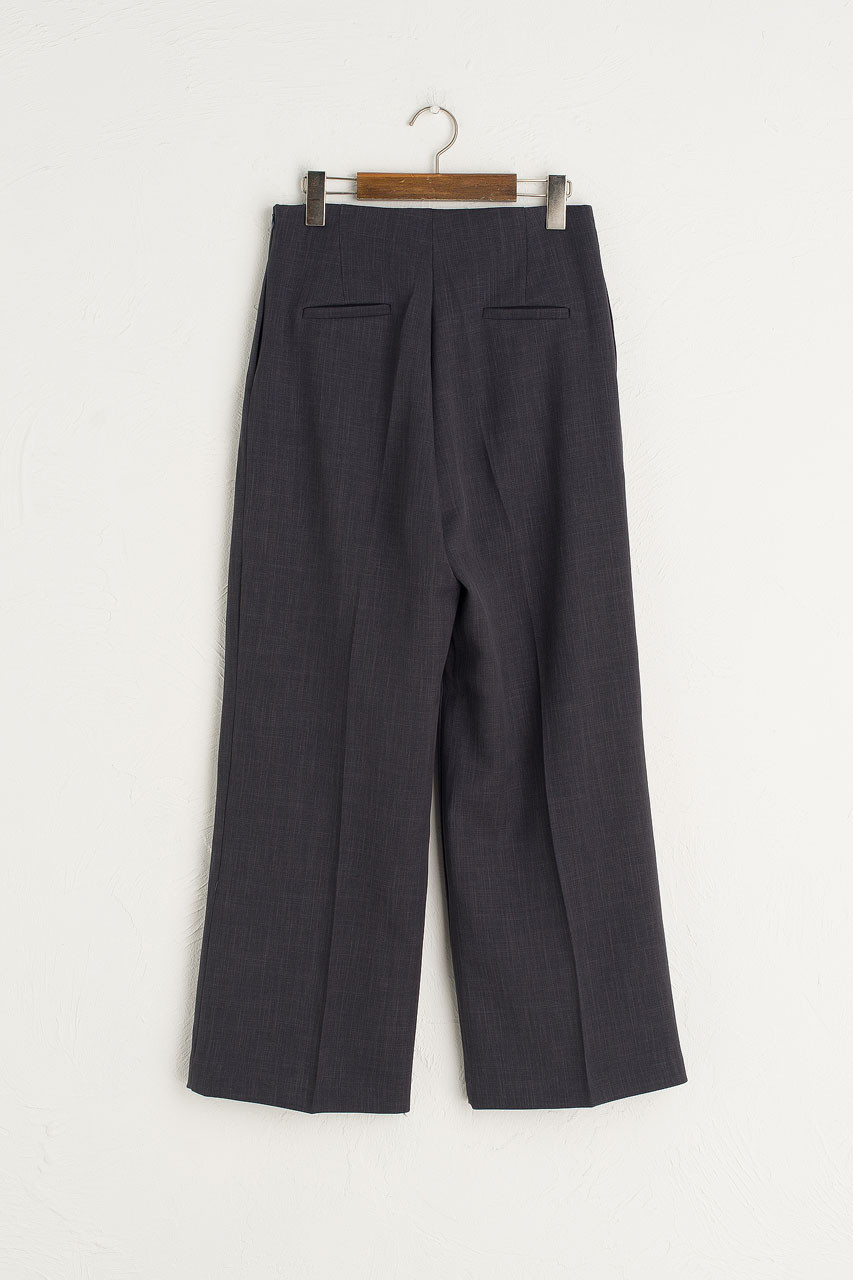 Gaucho Pants, Charcoal