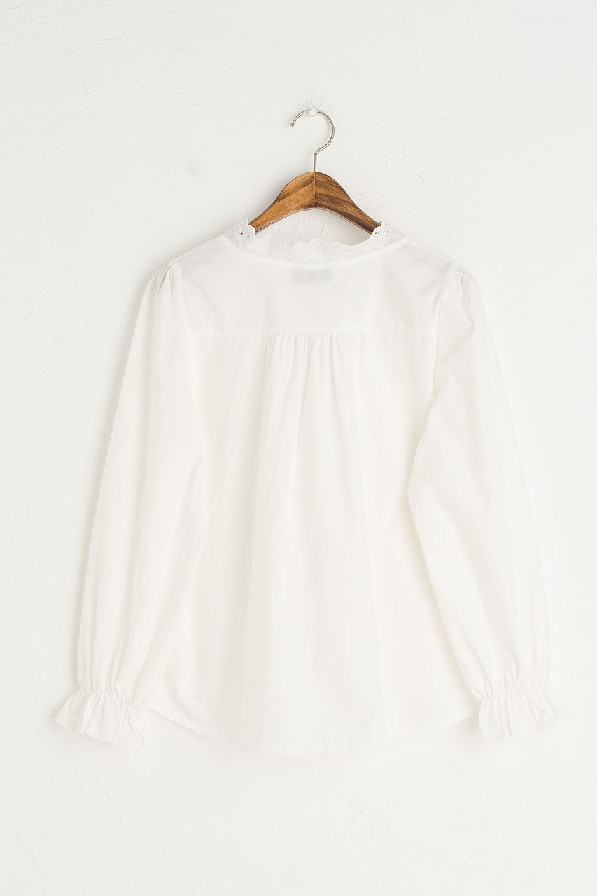 Susie Blouse, Ivory