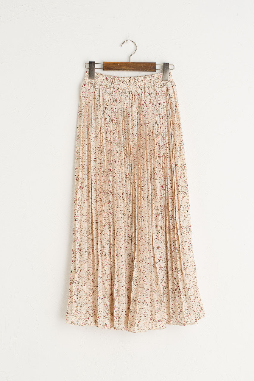 Fia Wildflower Skirt, Ivory