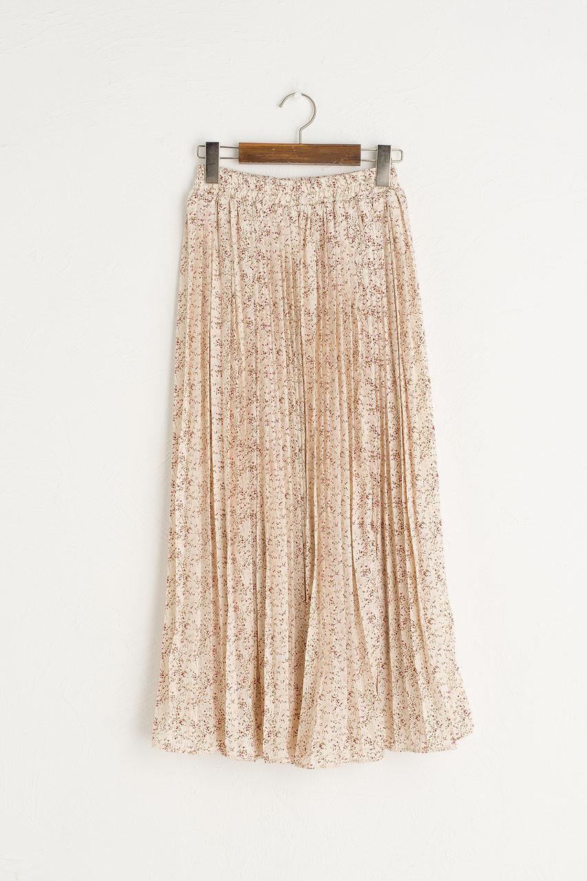 Fia Wildflower Skirt, Ivory
