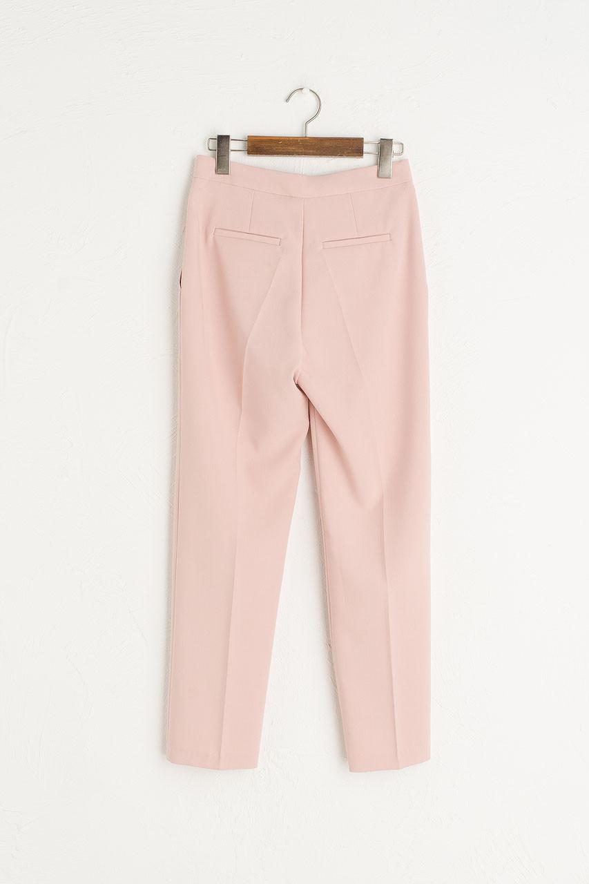 Dana Pastel Trousers, Pink