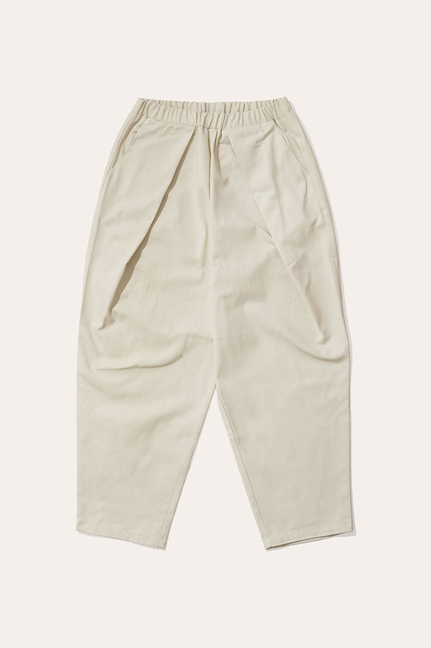 Menswear | Lightweight Wrap Pants, Ivory