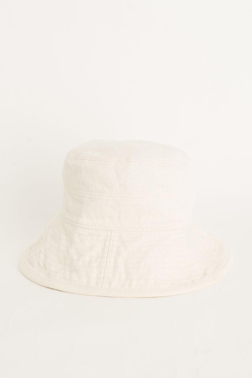 Soft Brimmed Hat, Ivory