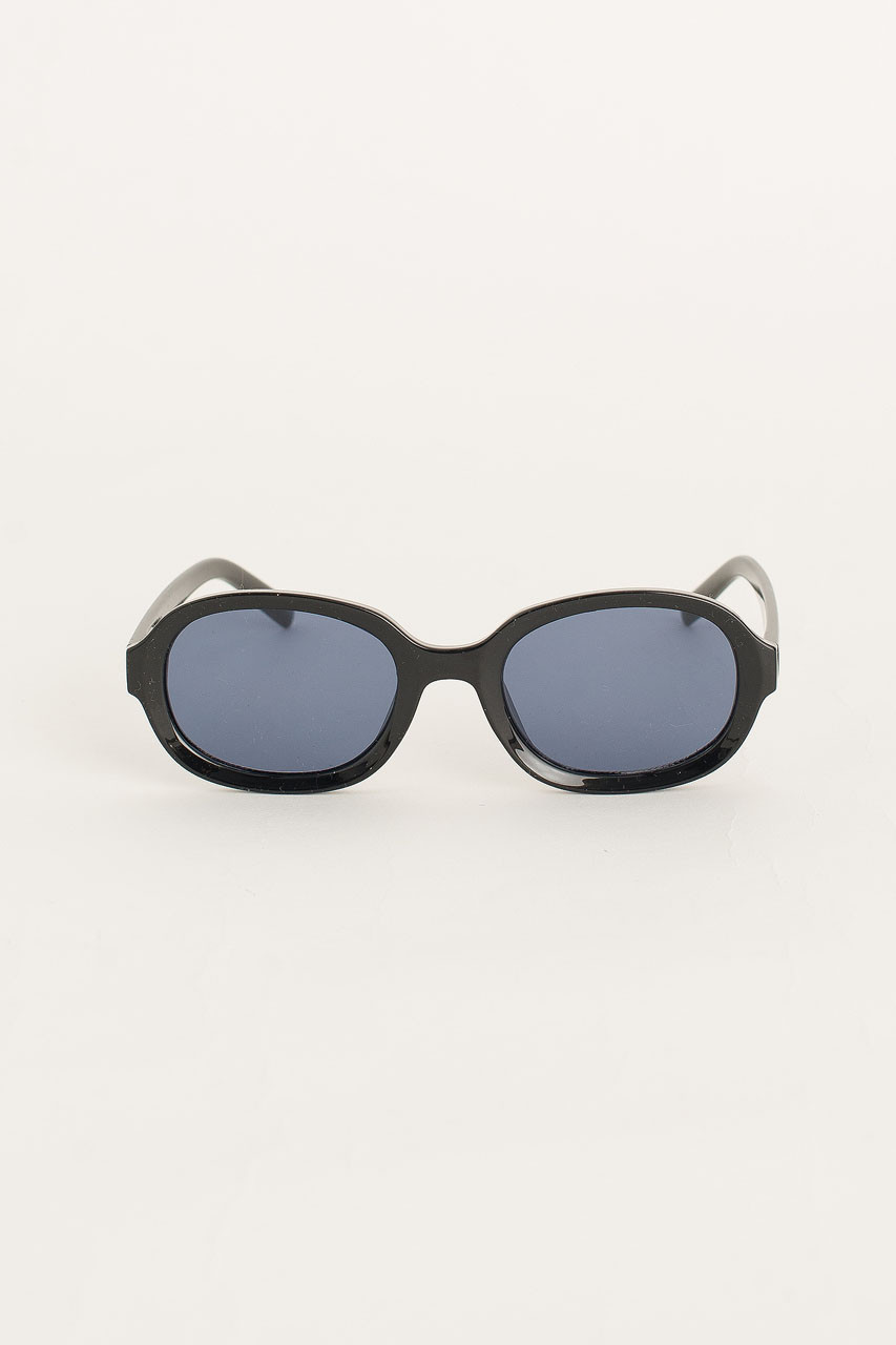 Menswear | Visby Sunglasses, Blue Lens