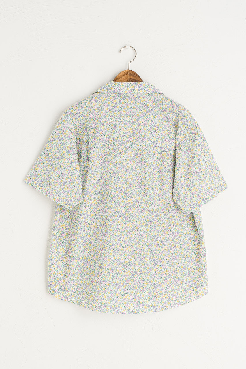 Jardin Camp Shirt, Lavender