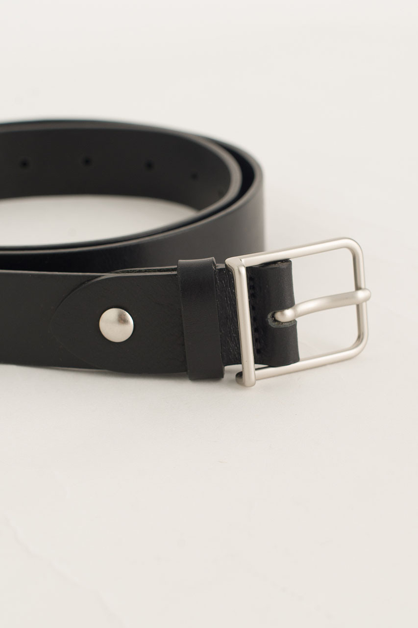 Kiko Square Belt, Black