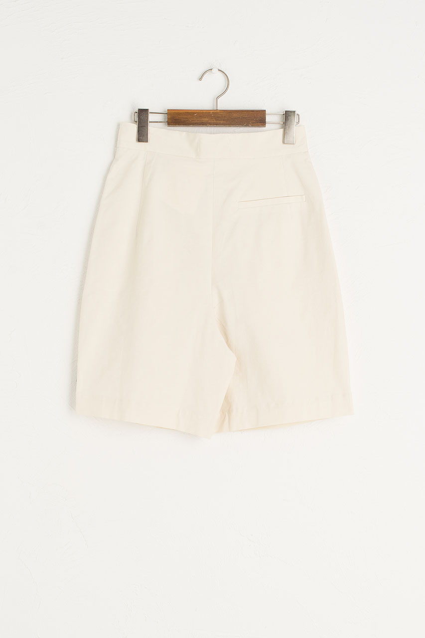 Jane Pintuck  Shorts, Cream