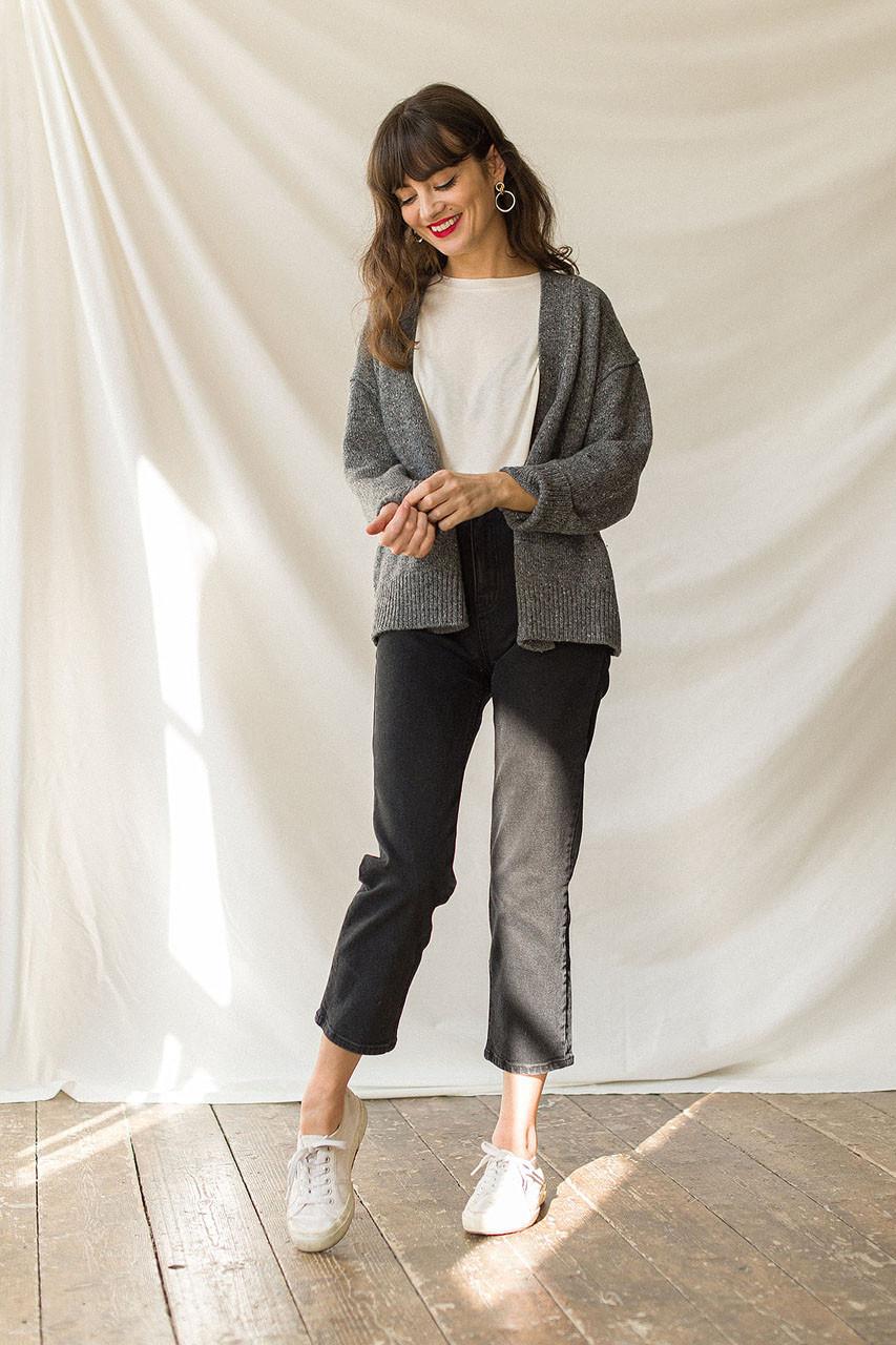 Simple Skinny Jean, Black