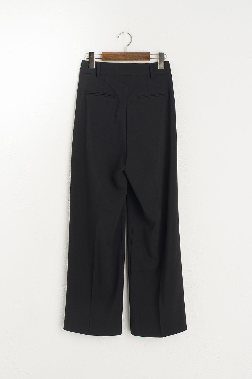 Mya Tailored Trousers, Black