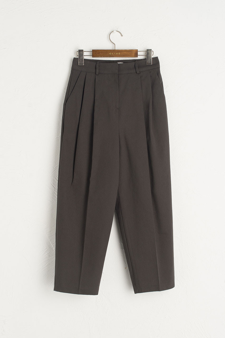 Cotton Kota Pants, Charcoal
