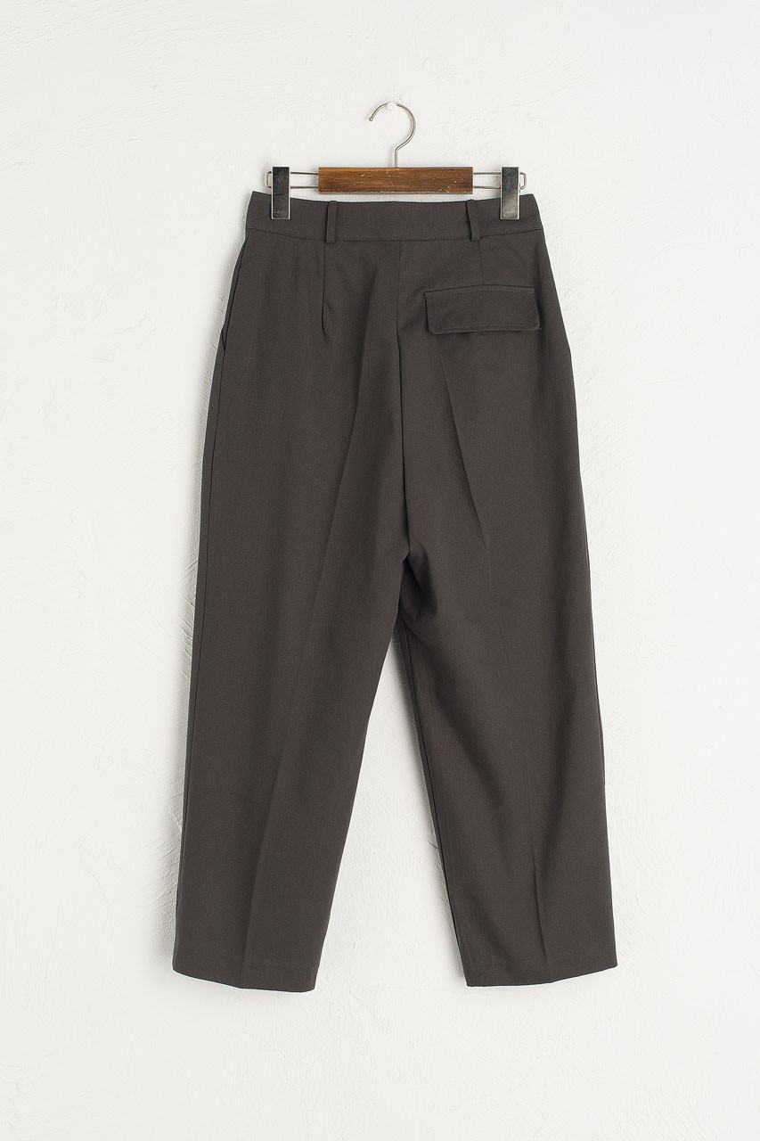 Cotton Kota Pants, Charcoal