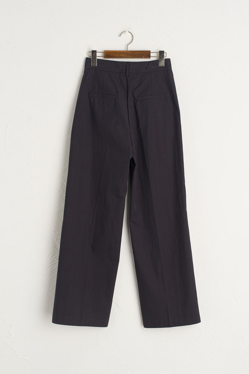 Reid Simple Pants, Navy
