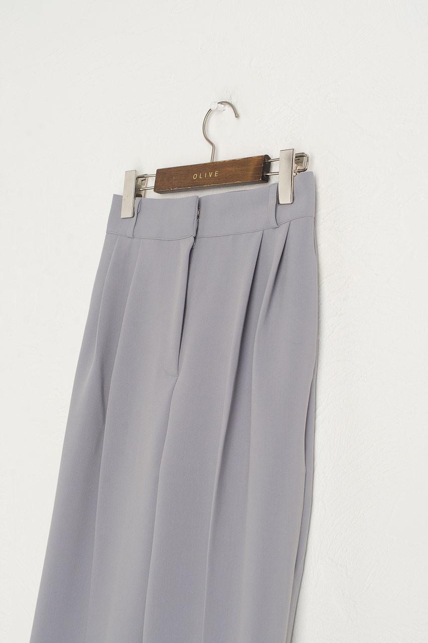 Holywell Simple Slacks, Pale Blue