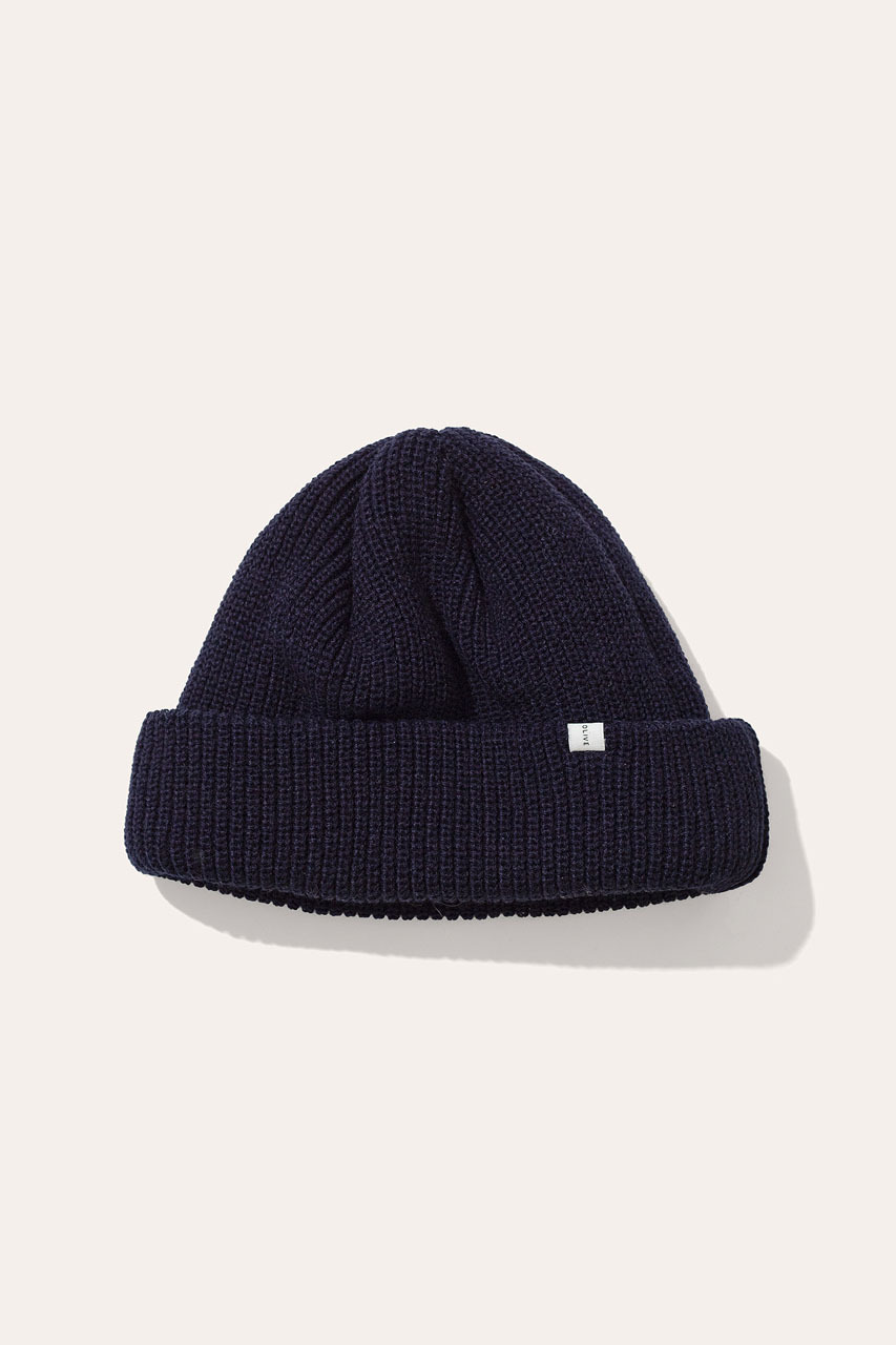 Menswear | Fisherman Beanie, Navy