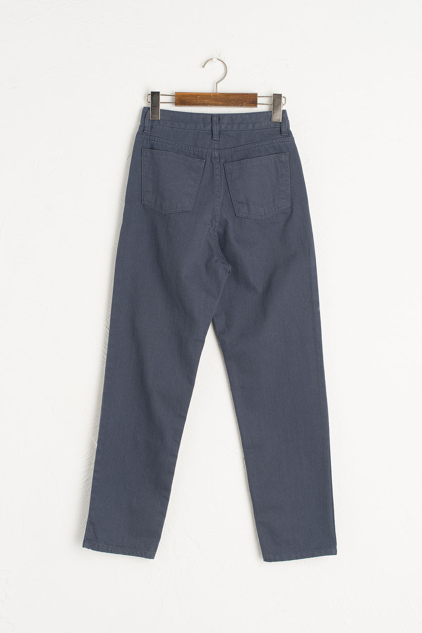Kiko Washed Jean, Charcoal