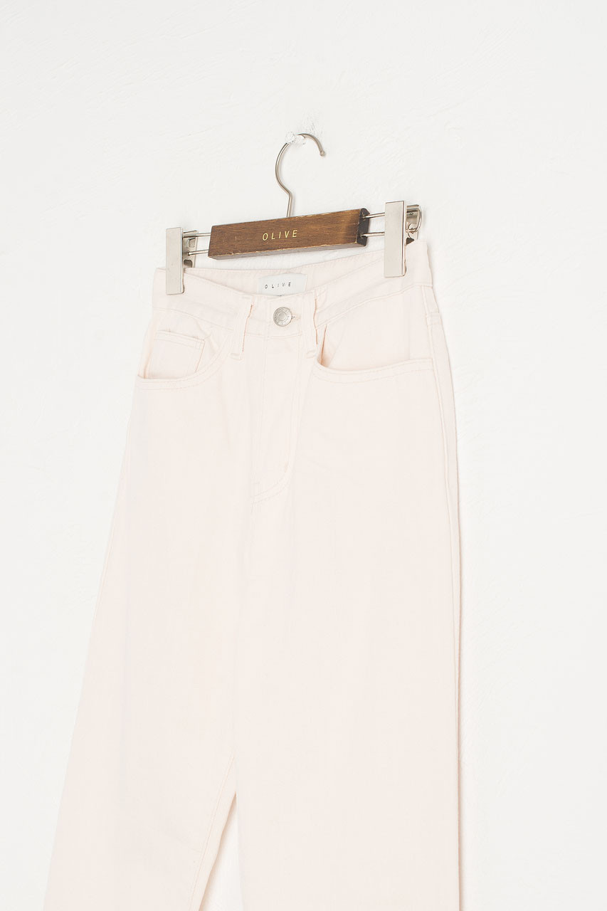 Kiko Washed Jean, Ivory
