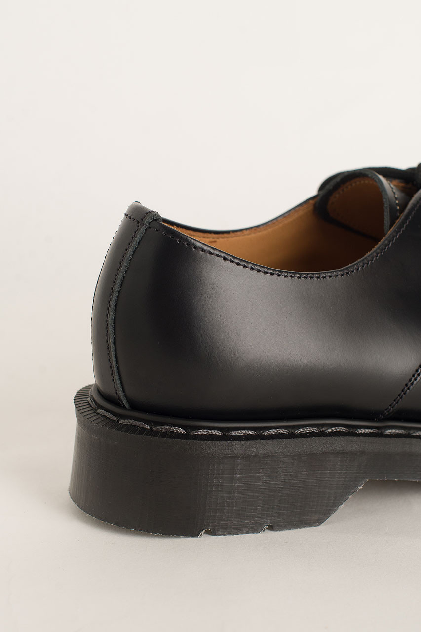 Oxford Shoe (Made In England), Black
