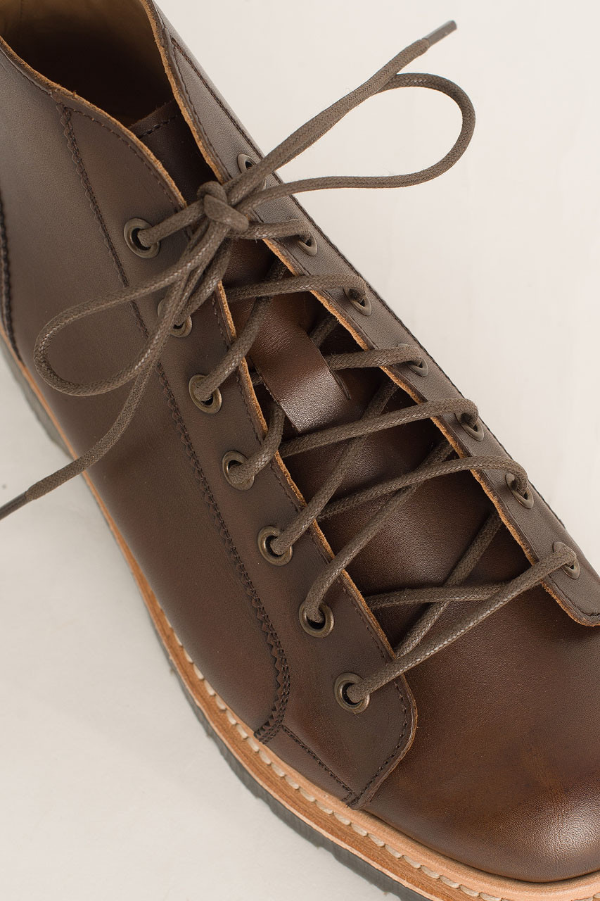 Monkey Boot (Made In England), Chestnut / Natural