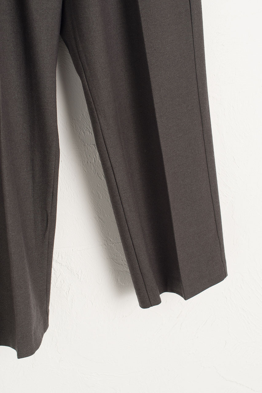 Iva Pintuck Trousers, Charcoal