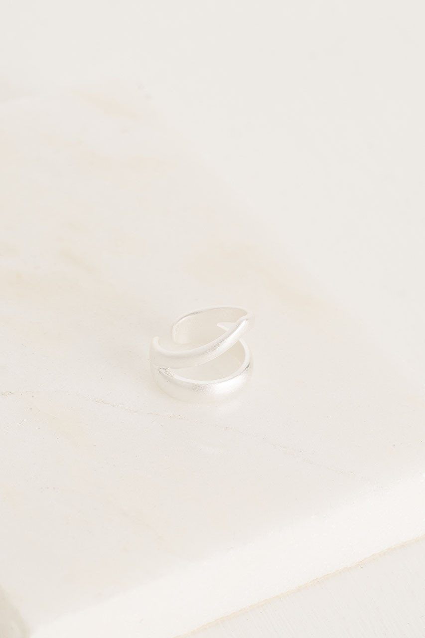 Hope Ring, Silver Plated
