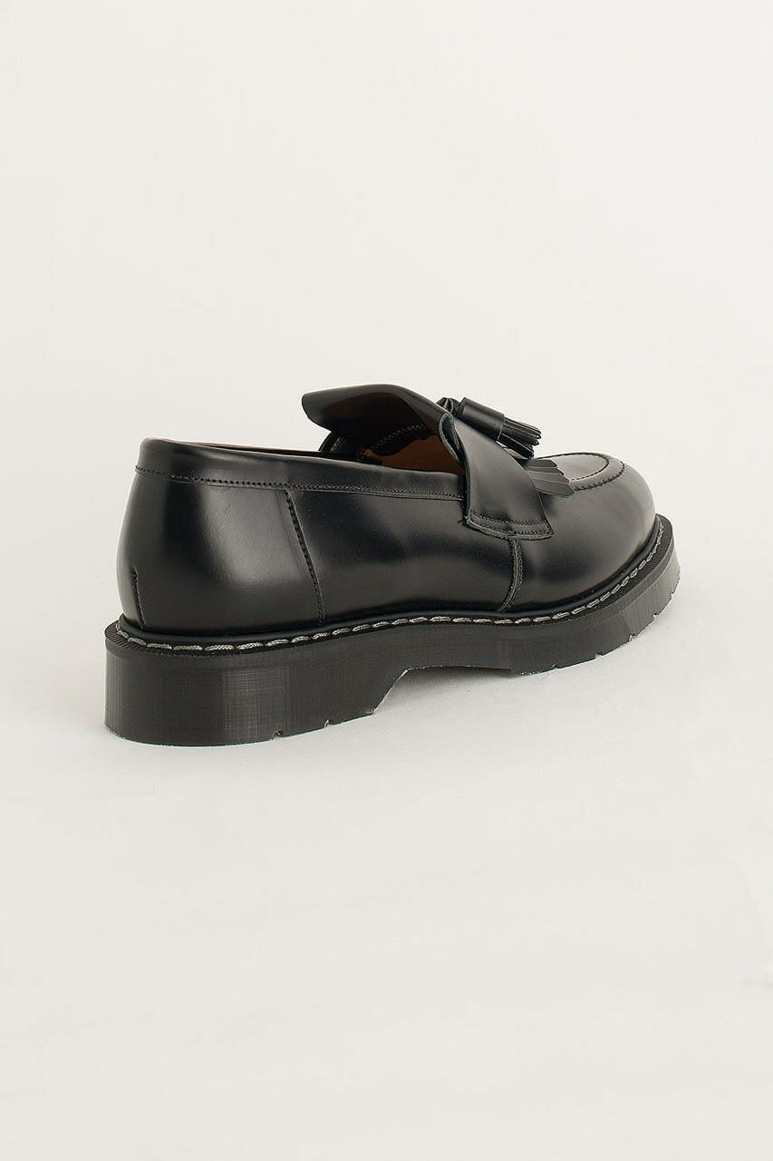 Tassel Loafer (Made In England), Black
