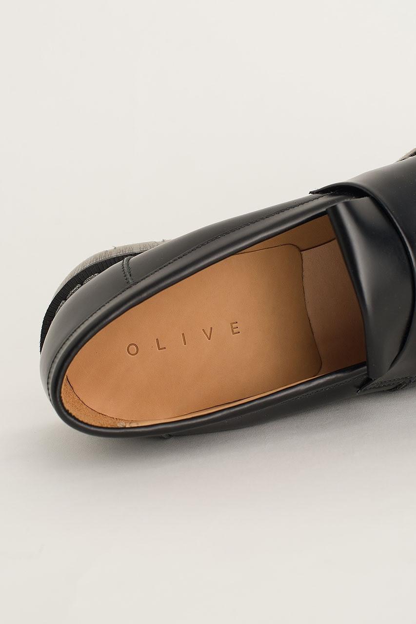 Tassel Loafer (Made In England), Black