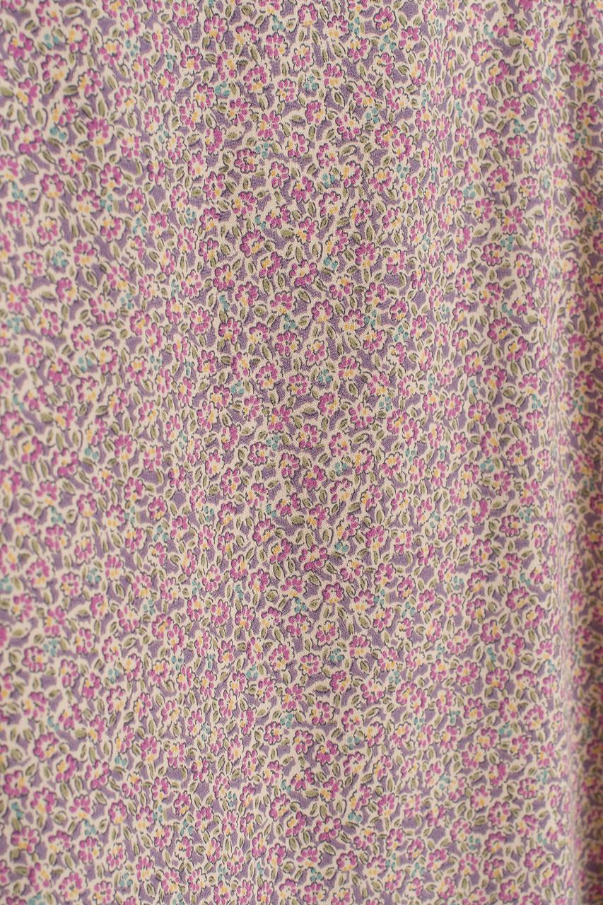 Estelle Ditsy Flower Cami Dress, Violet