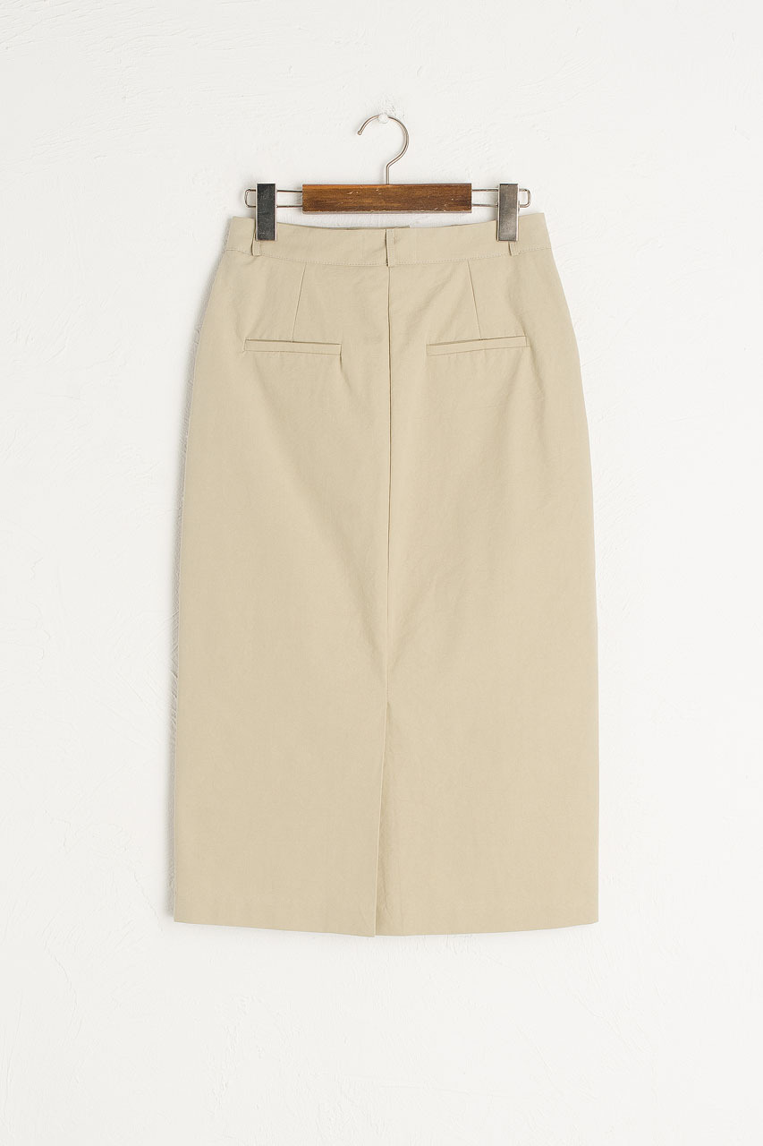 Aika Cotton Skirt, Sage