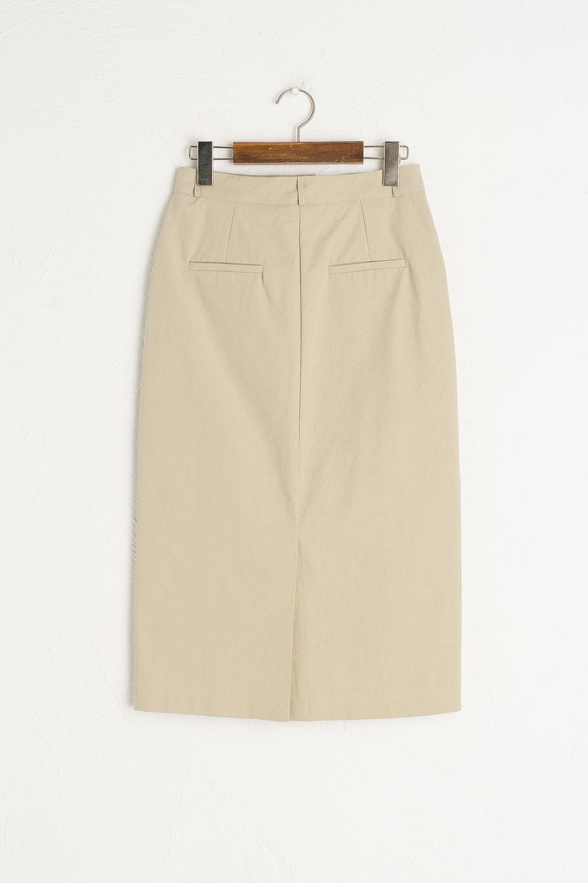 Aika Cotton Skirt, Sage