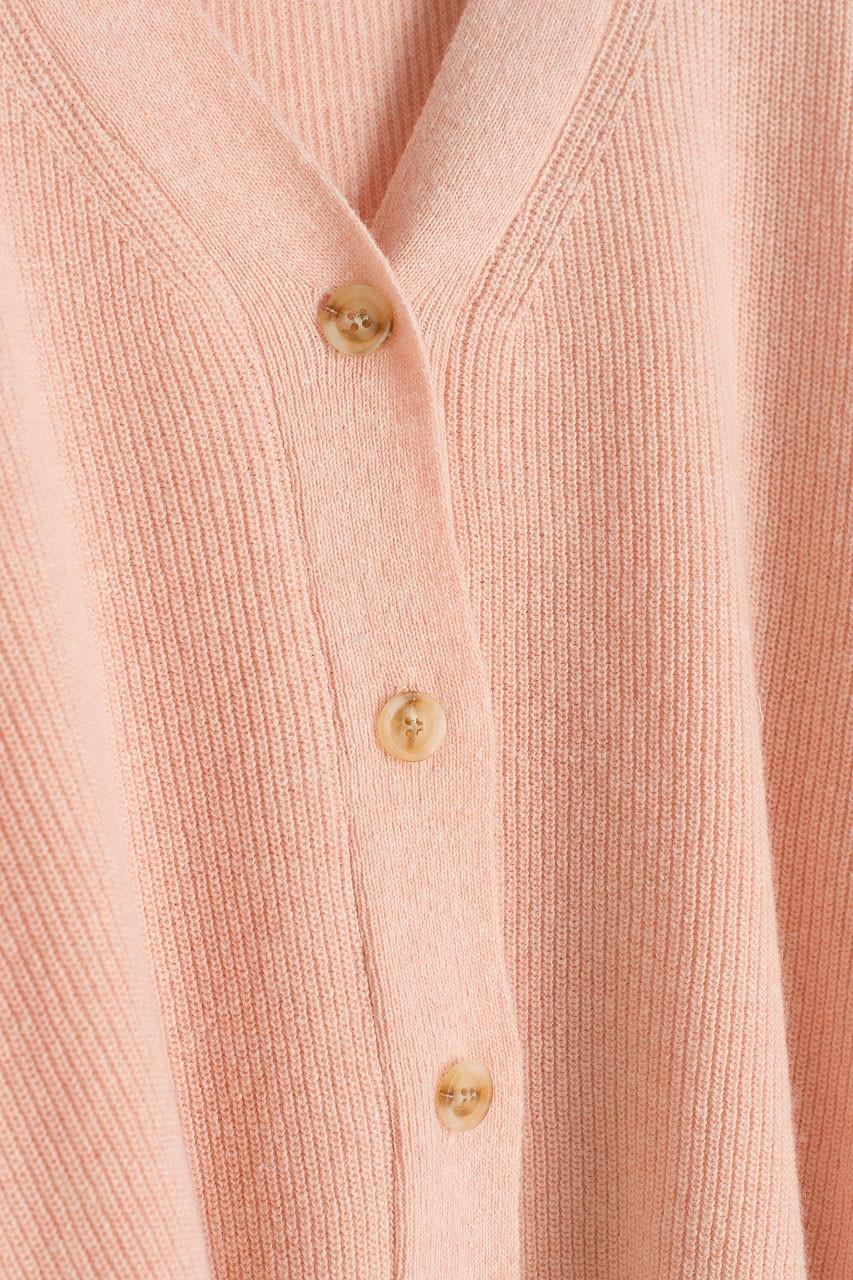 Hako Lightweight Cardigan, Pink