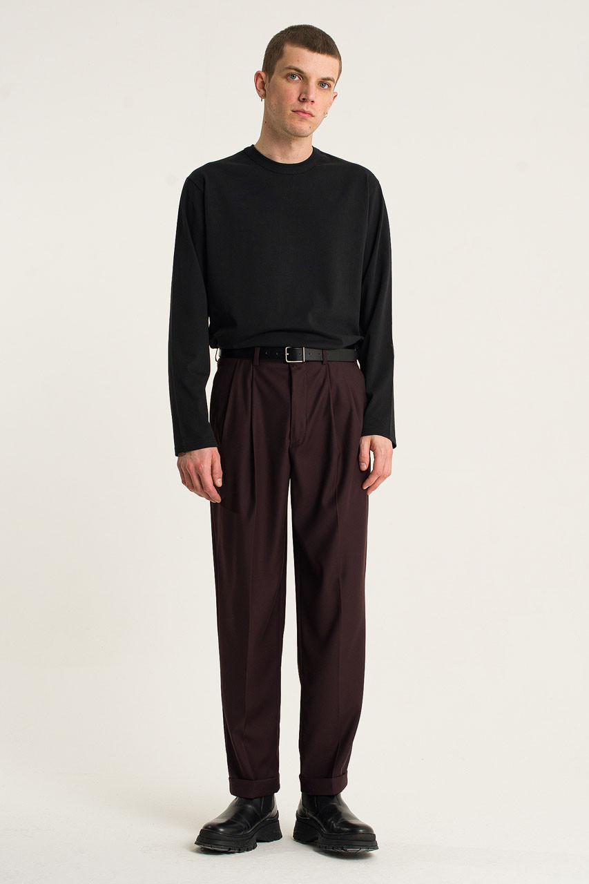 Menswear | Magnus Suit Pants, Port