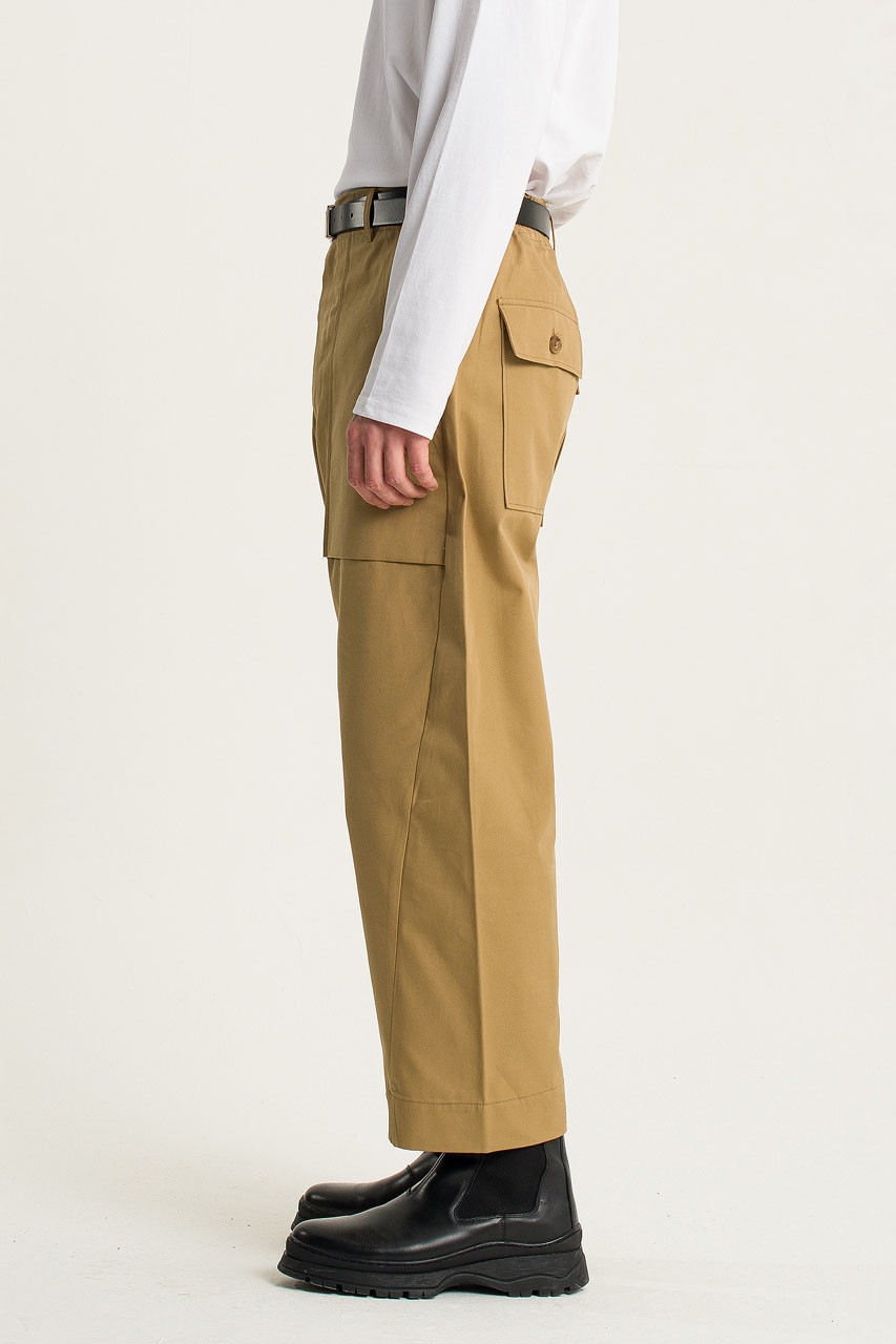 Menswear | Baseball Pants, Tan