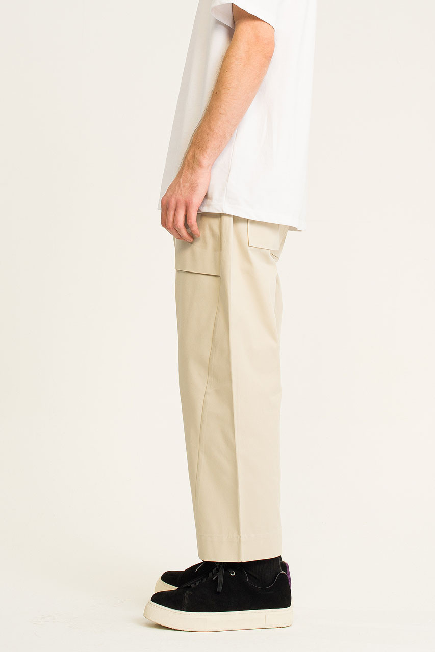 Menswear | Baseball Pants, Ivory