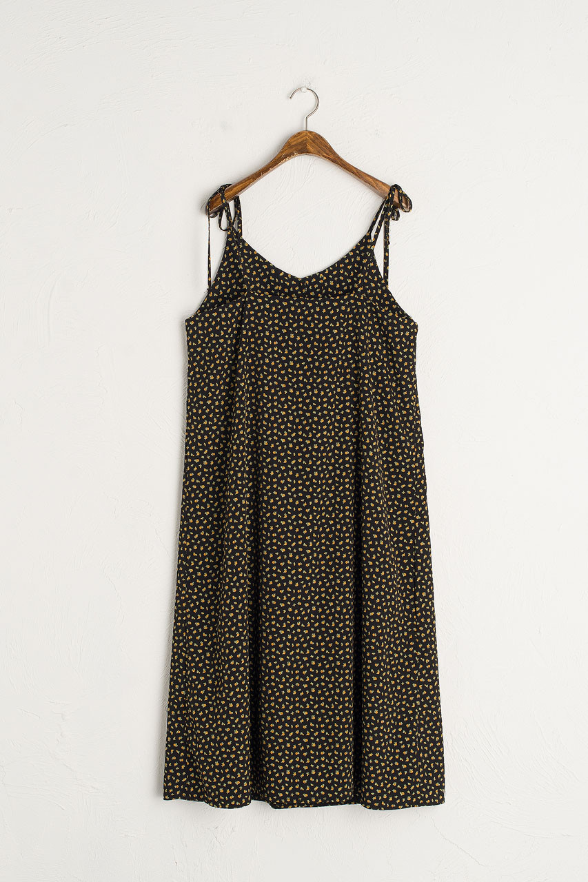 Marigold Cami Dress, Black