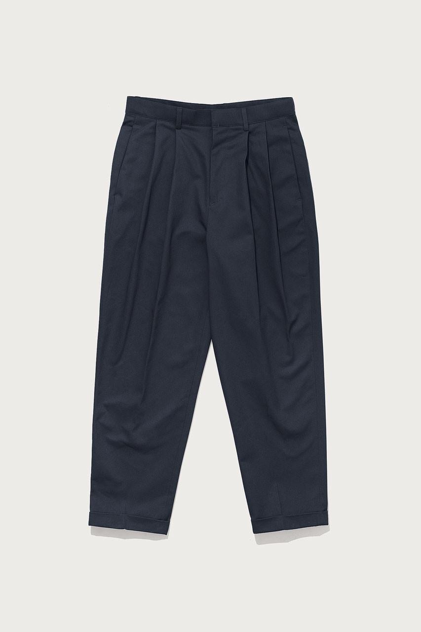 Menswear | Twill Volk Trousers, Navy