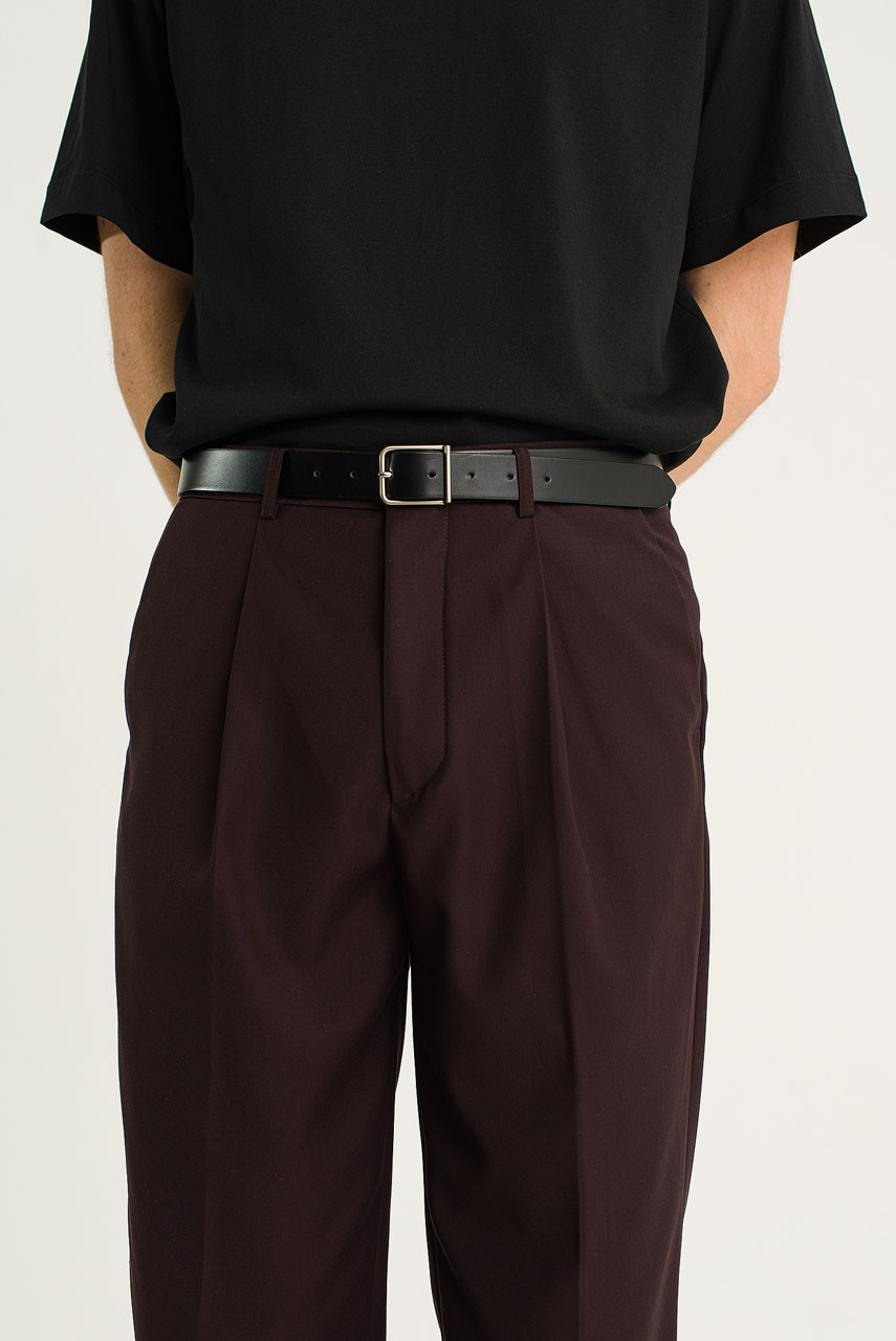 Menswear | Edgar Suit Pants, Port