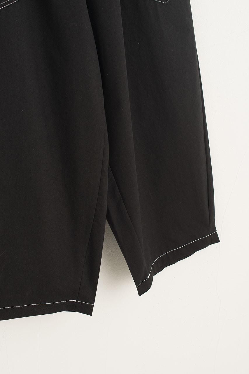 Utility Balloon Pants, Black