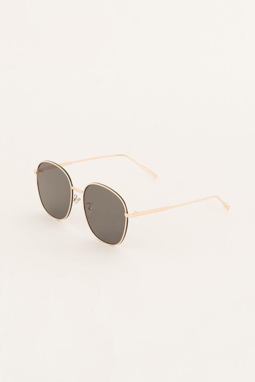 Jena Sunglasses, Gold