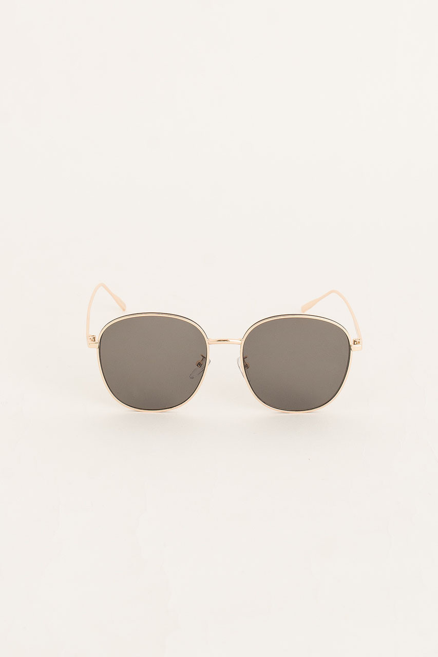 Jena Sunglasses, Gold