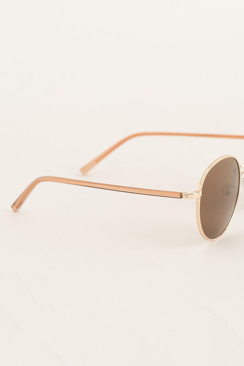 Noma Sunglasses, Gold