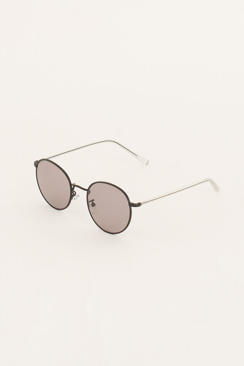Noma Sunglasses, Black
