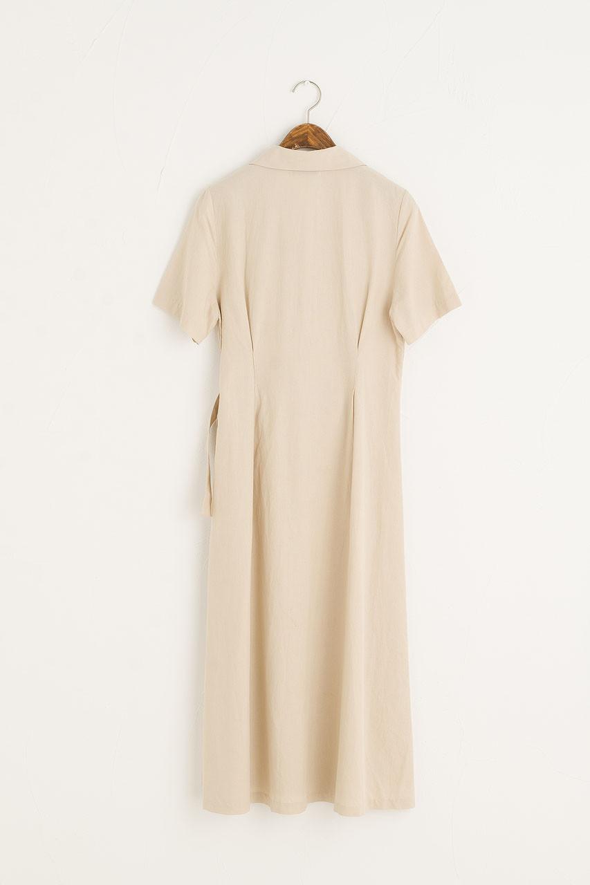 Cala Shirt Dress, Beige
