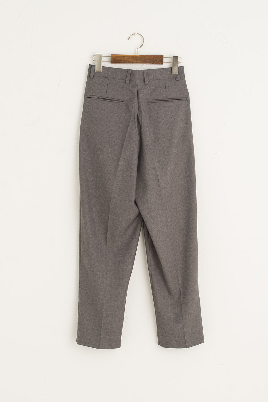 Edgar Suit Pants, Charcoal