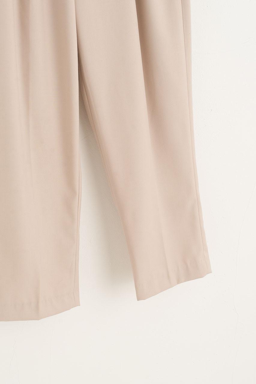 Edgar Suit Pants, Sand Beige